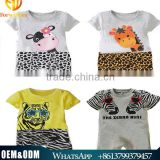 2016 Latest Design Summer Children Clothes Cute Infant&Toddler Animal Jumpsuit Fashion Baby Outfits