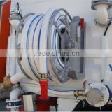 Irrigating and firefighting hose reel WP1012 for water truck