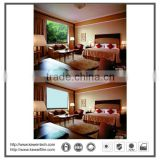 6+6mm Smart Glass for Hotel. Turn off Matte white to keep in privacy, Switchable smart glass