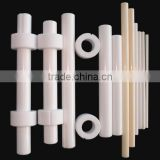 Wear resistance Industrial 99% Alumina ceramic rods                                                                         Quality Choice