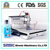 Factory price MDF/Plexiglas/Organic/Acrylic wood mini desktop cnc wood router 1325                                                                         Quality Choice