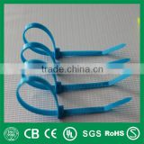 best selling standerd adjustable nylon/plastic cable ties