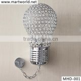 factory price RGB Led chandelier crystal lighting lamp for wedding party home decoration(MHD-001)
