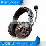 Best Sound Heavy Bass one ear dj headphones from china factory