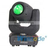 150W LED Spot Moving Head Lights / Moving Head Spot Light OEM / 300W moving head booking