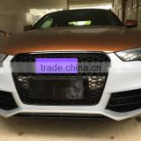 2012-2015 car bodykit for audi A5 change RS5