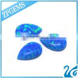 6*9 MM Pear Cut Synthetic Opal Loose Gemstone For Fashion Jewelry Making