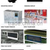 used scoreboard for sale e-paper display for indoor advertisement, e-paper advertising display