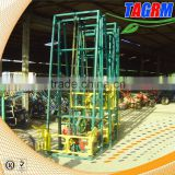 Easy operate light mini sugarcane lifter/ sugarcane loading machine/sugarcane lifting machine