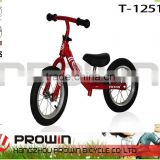 "2016 12""balance running bike /first training cycle/ balance bike 12"" wheel(PW-T12510)"