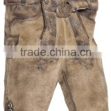 Smiffy's Men's Bavarian Man Costume Lederhosen Shorts with Braces