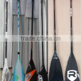 high strength, corrosion resistance & lightweight material carbon fiber kayak paddle/Ora /rope