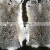 Top Quality Real Rabbit Fur / Natural Rabbit Skin / Rabbit Skin Price with Factory Price