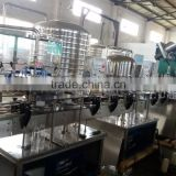 full automatic complete water filling production line/small bottled water production line/pure water production line