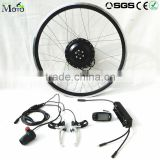 "CHEAP HOT SALE 26"" Double Aluminum Rim 48V 1000W diy electric bicycle kit, e bicycle kit, e bike kit with li-ion battery"