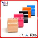 Kinesiology adhesive Tape Manufacturer CE FDA approved