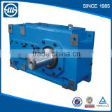 H/B series heavy duty helical gear reducer for wind turbine gearbox large torque speed reductor