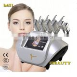 portable salon equipment RF laser cavitation fat system Laser Diode/cavitation rf and laser LS651