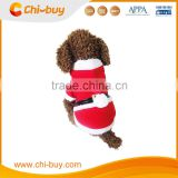 Chi-buy Christmas Santa Claus outfit Pet clothes on Christmas Eve ,Dogs Santa Claus Costumes Clothes