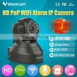HD Wifi Professional IR Night Vision Led PnP H.264 Pan Tilt Alarm Security Camera Network System Ip