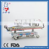 2015 new design emergency medical aluminum alloy automatic loading stretcher
