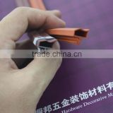 rubber edge trim,rubber bumper strip,rubber edge trim for table