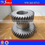 automatic transmission double gear 970 263 0713 for Bus