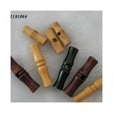 Bamboo wooden clasp, sofa accessories buttons