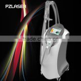 lymphatic drainage natural non-invasive massage machine three hand pieces velashape machine