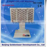 Skin Care Www.golden-laser.org/2013 New Style 480-1200nm E-light+IPL+RF Machine Facial Tanner Device A003 Professional