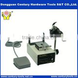 High performance ESD soldering station with tin wire self-feeder