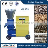 Automatic Compensation Adjusting Device Centirfugal Wood Pellet Machine For Sale