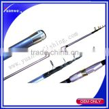 80% Carbon 3.6M telescopic surf fishing rod