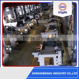 China Manufacturer Automatic Palletizer Semi Electric Stacker