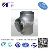 304 stainless steel welding Tee fittings