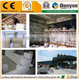 shandong dongyue high quality aac block partition wall price
