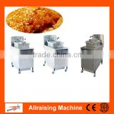 New designed pressure kfc chicken frying machine