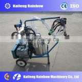 800*340*830mm Farming Use Portable Milch Cow Milking/Milk Machine