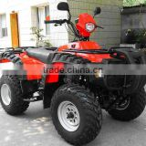 Water Cooling 4-Stroke 300cc Engine ATV with Shaft Drive Power Transmission WZAT3002