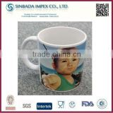 Ceramic Sublimation Enamel Mug with Image