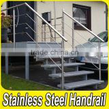 Modern Design Stainless Steel Outdoor Metal Handrail for Steps