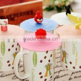 Silicone tea cup cover or rubber cup cover