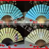 Hot selling Chinese silk hand fan
