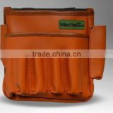 Leather wallpaper wallpaper construction tool bags, purses thick cattle purses hardware electrician Kit