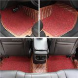 Car Floor Mats Car Special Floor Mat Black Beige Wine Red Brown For Volvo S80 2010 2011 2012 2013 2014