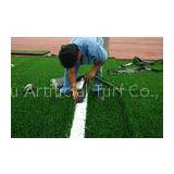 Custom 40mm PP Synthetic Golf Artificial Turf Greens For Receipt and Centralization