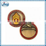 High quality custom tin coin
