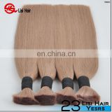 Alibaba Hot Selling Soft Double Weft Natural Virgin Human Hair Extension Loose Curl Wave Peruvian