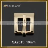 High quality brass screw oem belt buckles