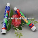 Aluminum Food Chocolate Cream Packaging Tube